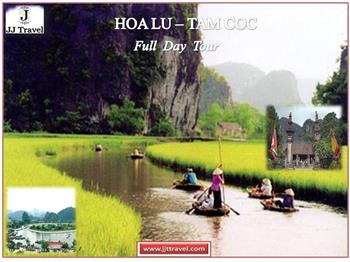 Hoa Lu – Tam Coc Full Day Tour