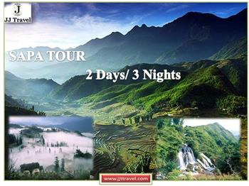 Sapa (2 days / 3 nights)
