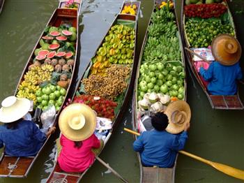 Thailand Muslim Package: Bangkok – Floating Market (4 days / 3 nights)