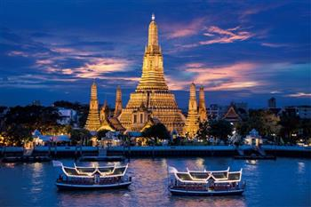 Thailand Muslim Package: Bangkok (4 days / 3 nights)