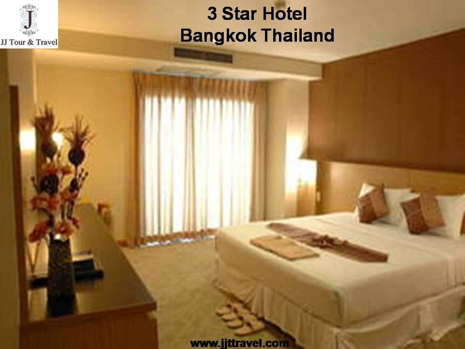 Jjt Travel 3 Star Hotel Bangkok Thailand