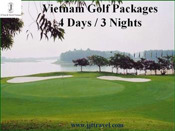 Vietnam Golf Tour Package  (4 days / 3 nights)
