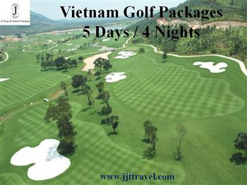 Vietnam Golf Tour Package (5 days / 4 nights)